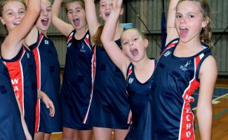 Hastings co-op, proud sponsor of Wauchope Netball Club
