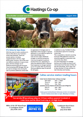 cows in the meadow hastings co-op newsletter August 2016