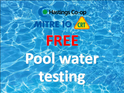 Pool and spa water testing