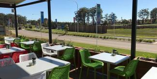 """Great coffee, seasonal menus and relaxed outdoor dining"""
