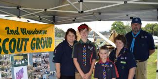 2nd Wauchope Scout Group