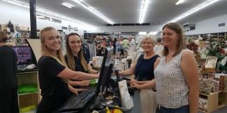 Wauchope Department Store celebrates 25 years in business