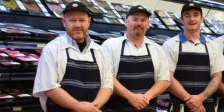 Hastings Co-op in-house butchers