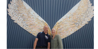 'If We All Had Wings' charity