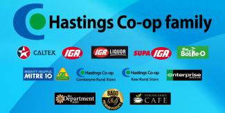 Hastings Co-op Businesses