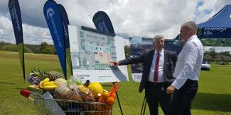 New supermarket announced at Sovereign Hills