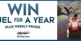 Win fuel for a year pic
